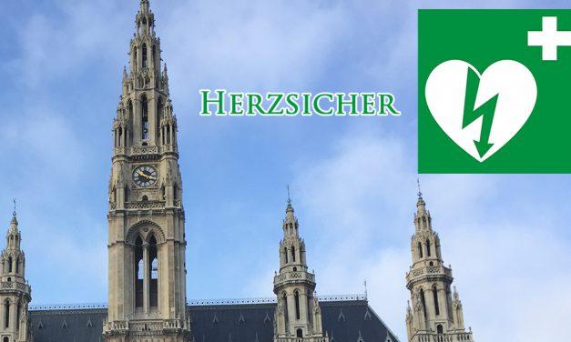 Der Wiener Rathausplatz ist herzsicher