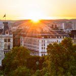 Der Wiener Rathauspark