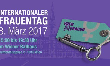 Wiener Frauentag am 8. März