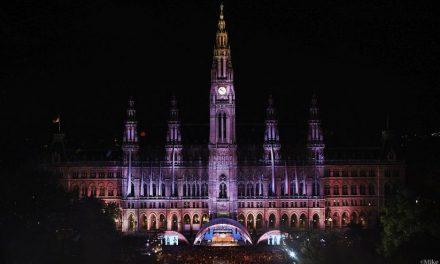 Eröffnung der Wiener Festwochen am 12. Mai