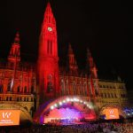 Das war die Eröffnung der Wiener Festwochen am Rathausplatz 2017