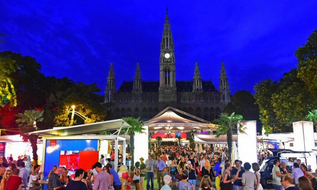 Das 27. Filmfestival am Wiener Rathausplatz